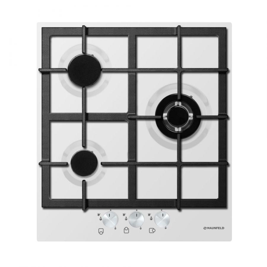 Варочная панель MAUNFELD EGHE.43.33CW/G белый