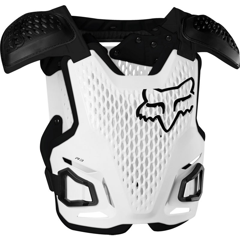 Fox R3 Guard White жилет защитный