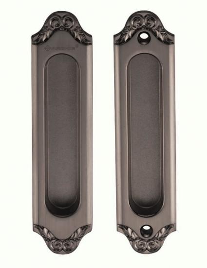 Ручка купе Archie ACANTO BL. SILVER (SD) Черненное Серебро