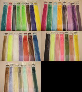 Прядь волос на заколке(искусственные), длина 50см, ширина 3,2см, цвет №26 (1уп = 5шт)
