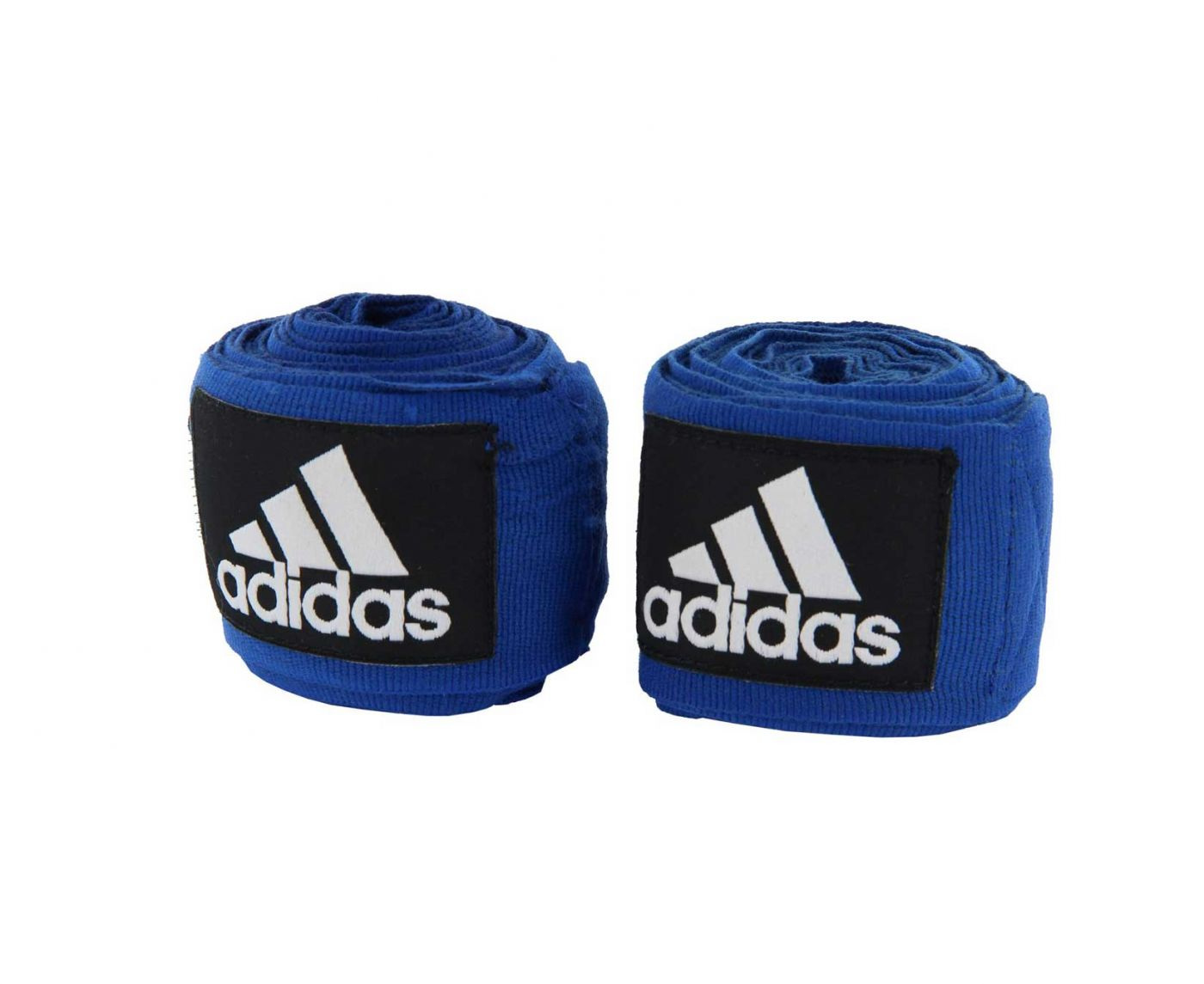 Бинты эластичные Adidas AIBA New Rules Boxing Crepe Bandage синие, 3.5м, adiBP031