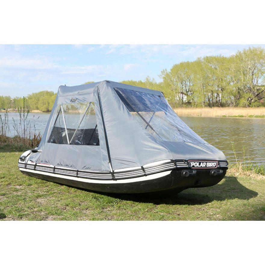 Тент ходовой для лодок серии Merlin («Кречет»)
