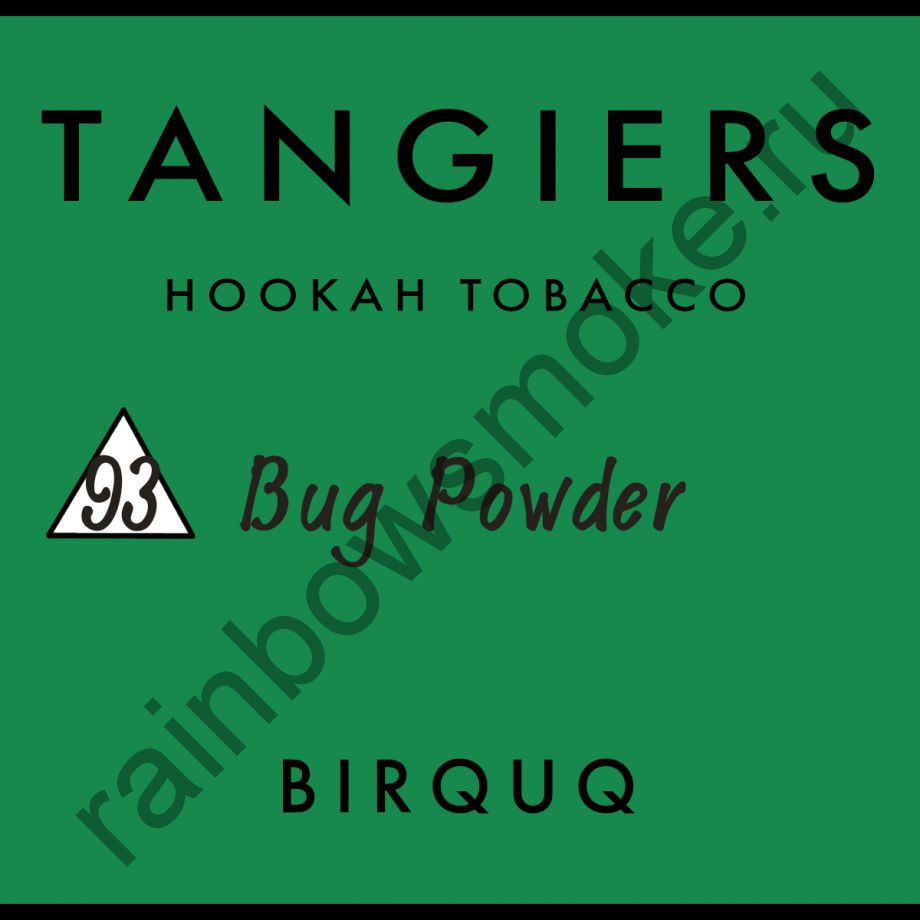 Tangiers Birquq 250 гр - Bug Powder (Порошок Ошибки)