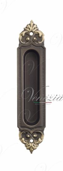 Ручка для раздвижной двери Venezia U122 темная бронза (1шт.)
