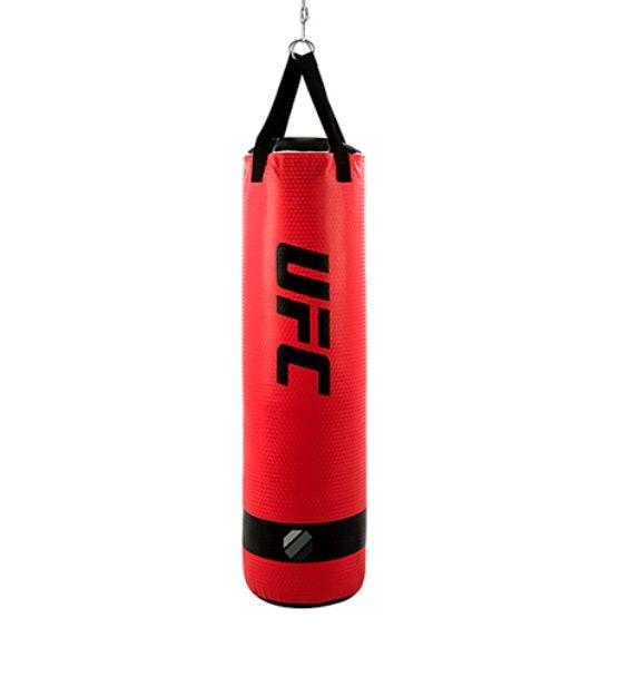 UFC Боксерский мешок MMA 36 кг красный без наполнителя