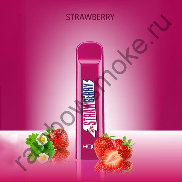 Электронная сигарета HQD Cuvie Strawberry 3шт (Клубника)