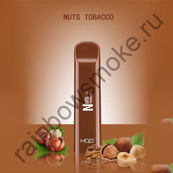 Электронная сигарета HQD Cuvie Nuts 3шт (Орехи)