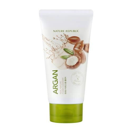 Пенка для умывания с экстрактом арганы Nature Republic (Нейчер Репаблик) 150 мл