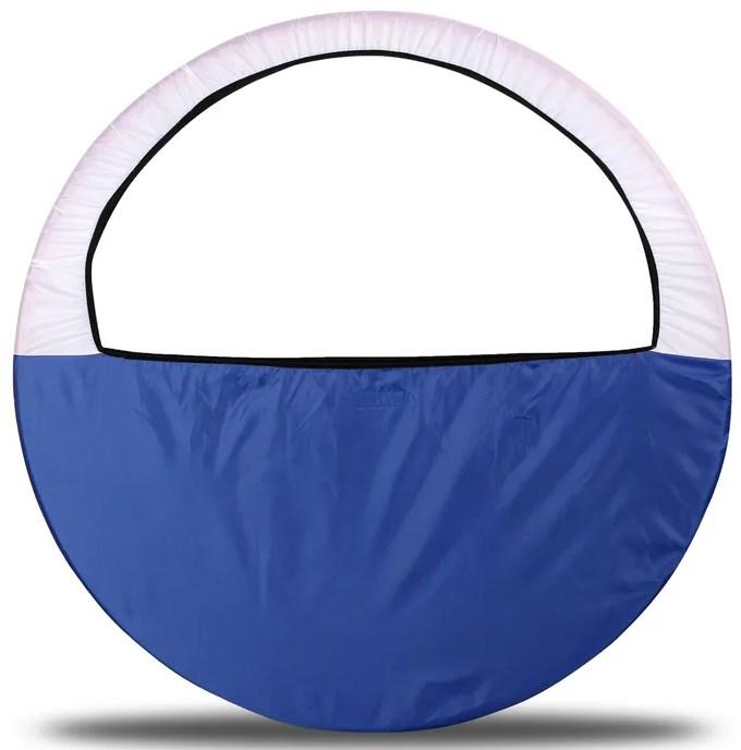 Чехол для обруча (сумка) INDIGO «Триколор» SM-263 60-90см