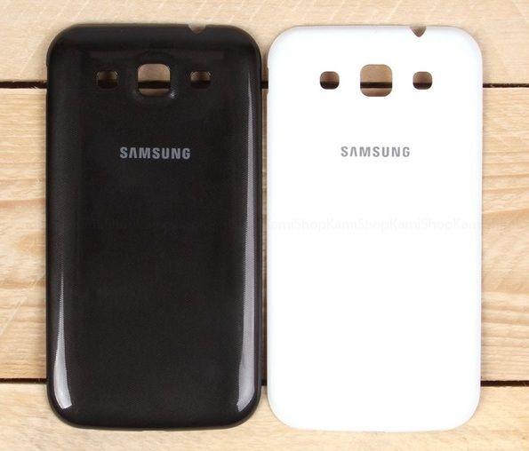 Задняя крышка Samsung i8552 Galaxy Win (black) Оригинал