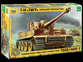 """Немецкий тяжелый танк Т-VI """"Тигр"""""""