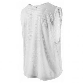 Футбольная манишка Nike Team Scrimmage Swoosh Vest белая
