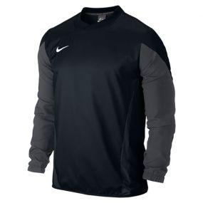 Детская толстовка Nike Squad 14 Shell Top Longsleeve Junior чёрная