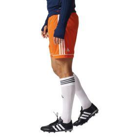 Игровые шорты adidas Squadra 17 оранжевые