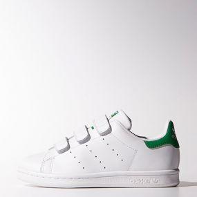 Детские кеды adidas Stan Smith Comfort белые