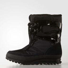 Женские ботинки adidas Snow Rush Women's чёрные