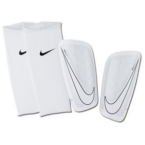 Щитки Nike Mercurial Lite белые