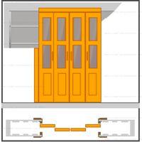 Пенал Casseton Double Parallel Norma  конструкция