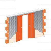 Пенал Casseton Double Parallel Norma конструкция 2