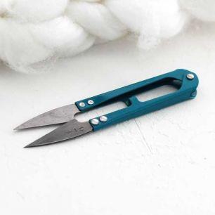 Инструменты для куклоделия - Ножницы для обрезки ниток Кусачки 11 см
