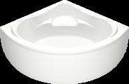 Акриловая ванна BAS Мега 160х160 без гидромассажа