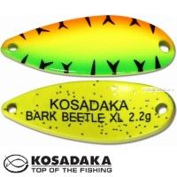Блесна Kosadaka Trout Police Bark Beetle XL 2,2гр /  27мм / цвет: 726