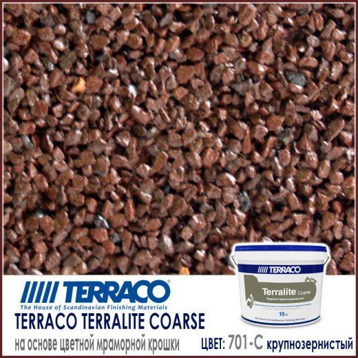 Terralite Coarse (крупнозернистый) цвет 701-C