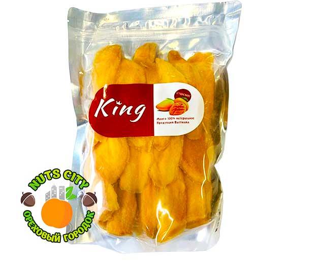 Манго сушеное king 1кг