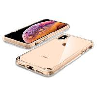 Купить чехол Spigen Ultra Hybrid для iPhone Xs / X прозрачный чехол для Айфон Xs в Москве в интернет магазине аксессуаров для смартфонов elite-case.ru