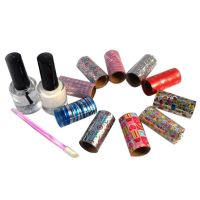 Набор для дизайна ногтей Fab Foils (3)