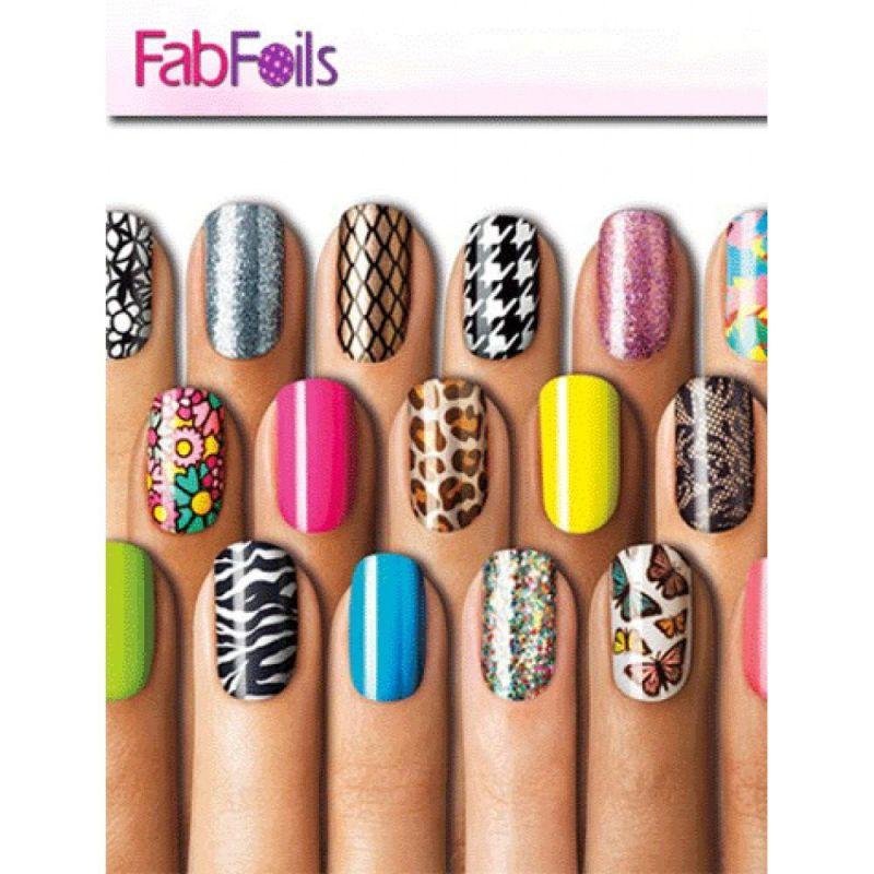 Набор для дизайна ногтей Fab Foils