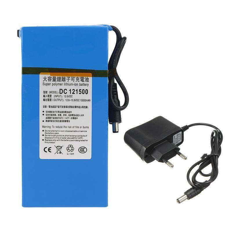 15000 мАч Литий-ионный аккумулятор 12V