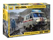 УАЗ 3909 Аварийно-спасательная служба