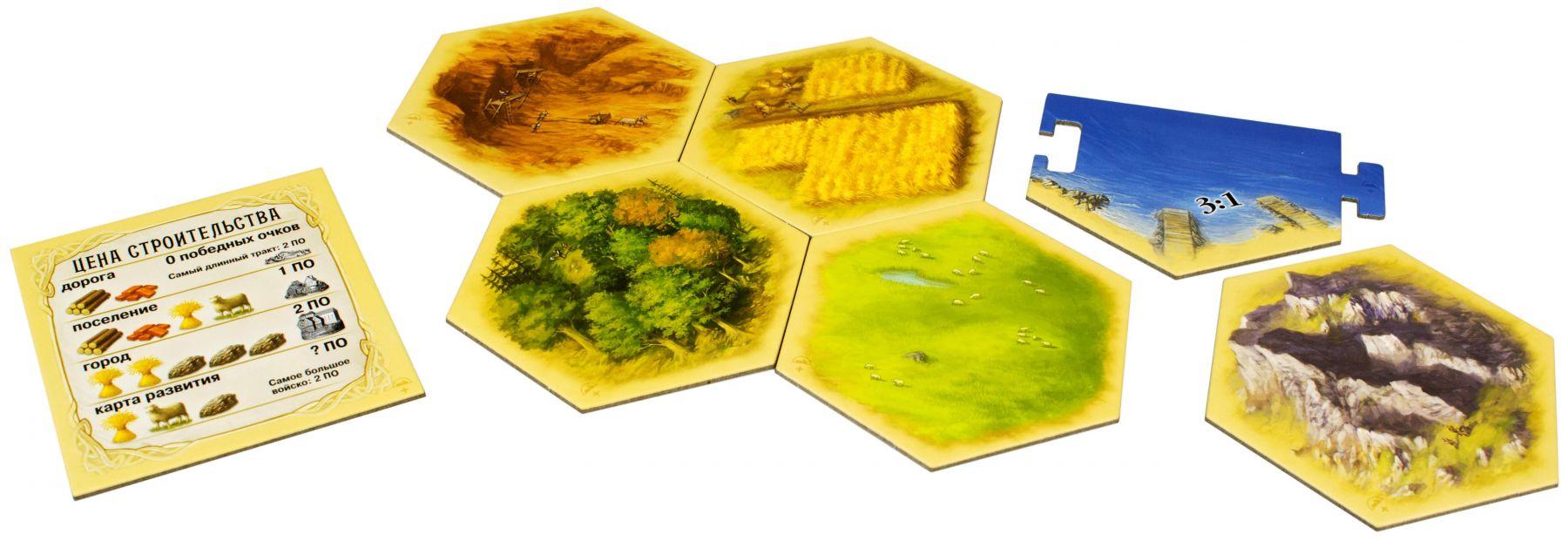 Колонизаторы: Расширение для 5-6 игроков