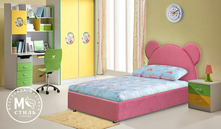 Кровать «Альфа М Стиль