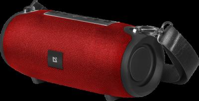 НОВИНКА. Портативная акустика Enjoy S900 красный, 10Вт,BT/FM/TF/USB/AUX
