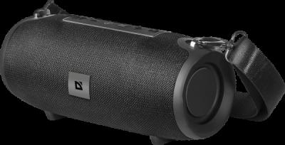 НОВИНКА. Портативная акустика Enjoy S900 черный, 10Вт, BT/FM/TF/USB/AUX