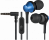 Распродажа!!! Гарнитура для смартфонов Pulse 470 черный+синий, вставки