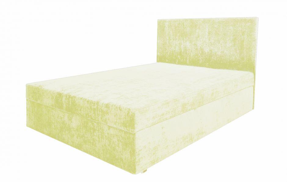 Тахта-кровать с матрасом Атланта бежевая