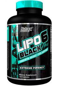 Lipo 6 Black Hers (Nutrex) 120 капс