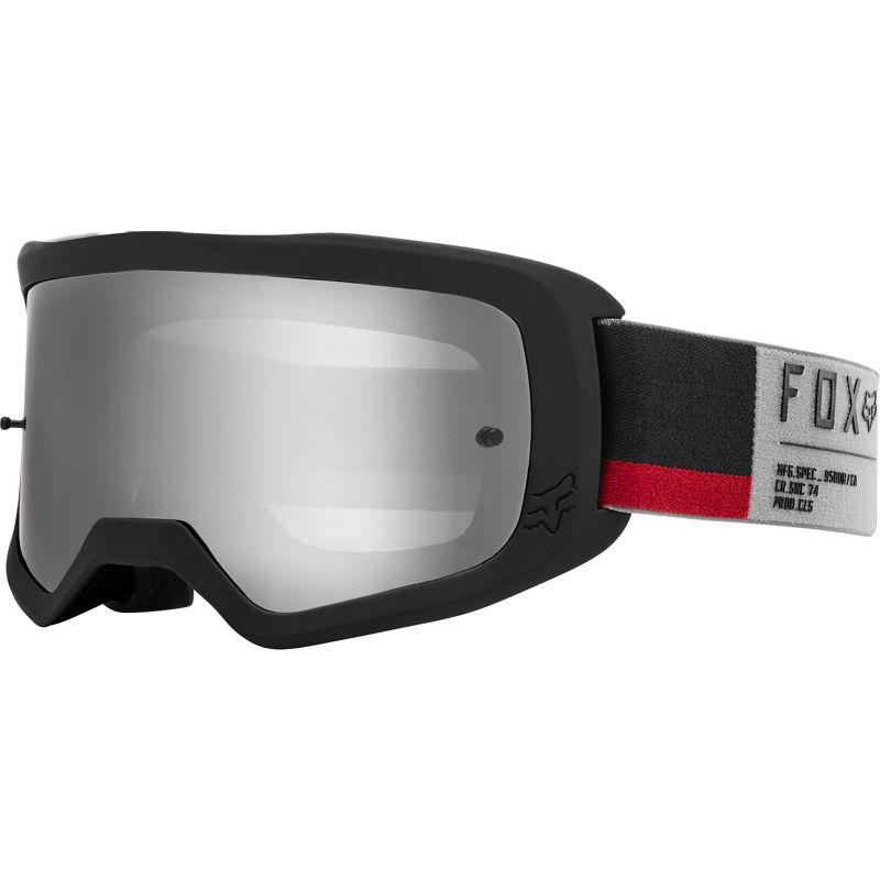 Fox - 2020 Main II Gain Grey очки серые, зеркальная линза