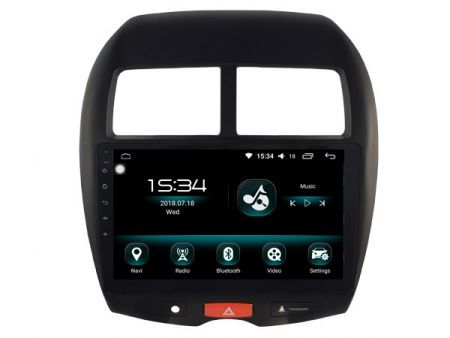 Witson Citroen C4 Aircross 2012-2017 (W2-DHS2075)