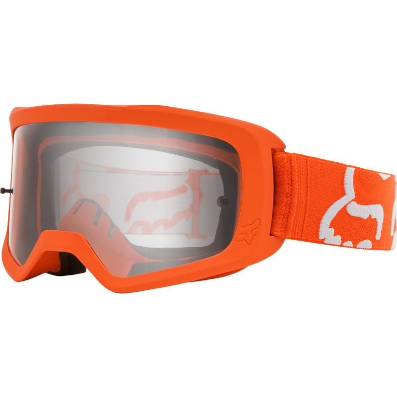Fox - 2020 Main II Race Fluorescent Orange очки, оранжевые