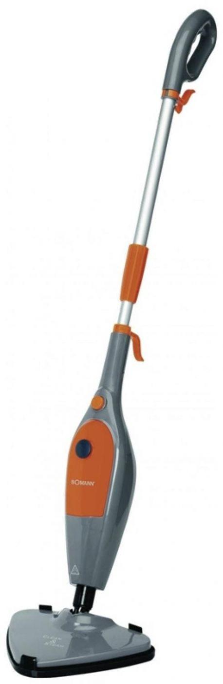 Паровая швабра Clatronic DR 3539 antraz-orange