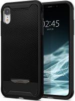 Чехол SGP Spigen Neo Hybrid NX для iPhone XR черный: купить недорого в Москве — выгодные цены в интернет-магазине противоударных чехлов для телефонов Айфон Xr — «Elite-Case.ru»