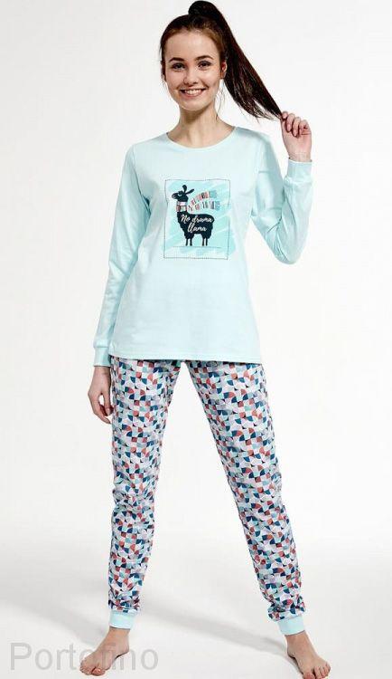 273-34 Пижама подростковая для девушек Cornette