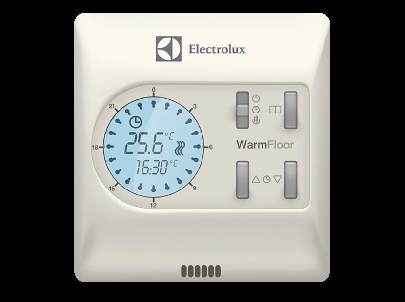 Терморегулятор Electrolux ETA-16 Avantgarde программируемый для теплого пола