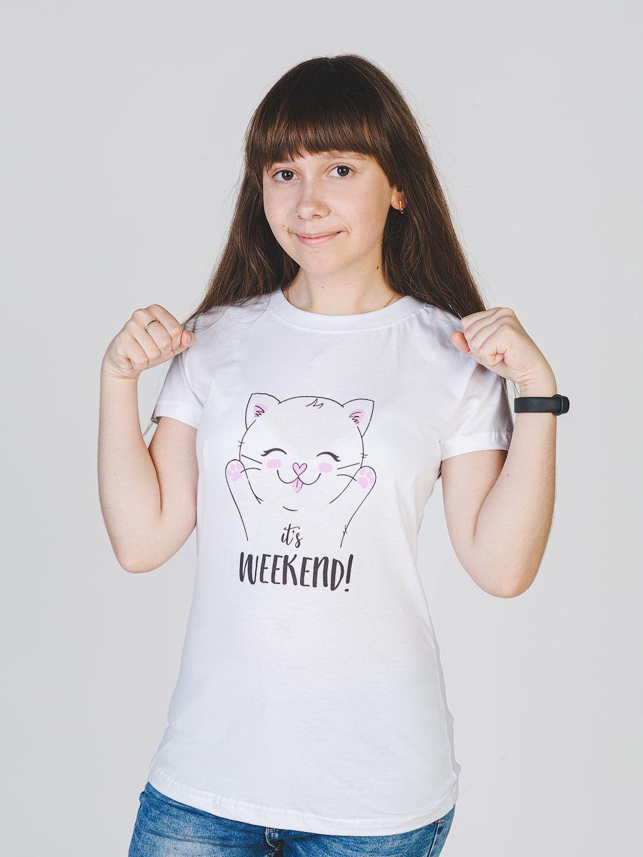 Weekend футболка женская
