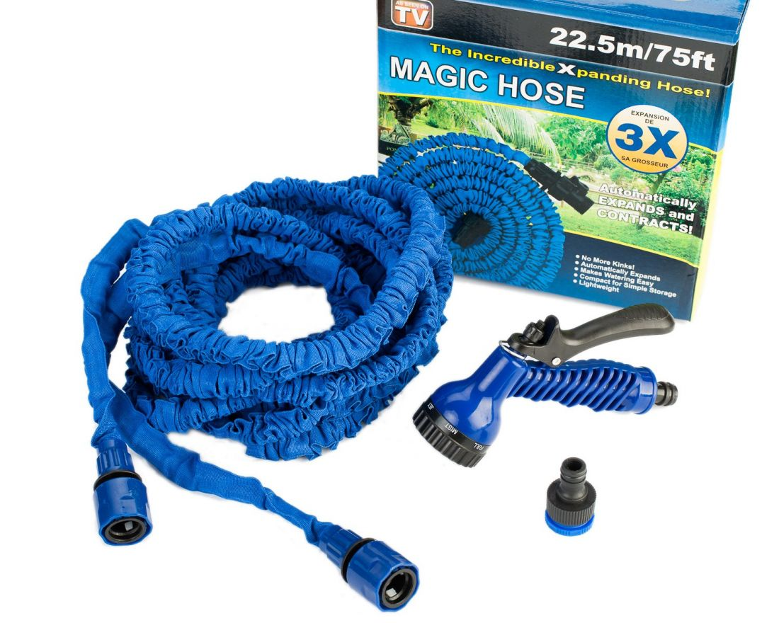 Шланг поливочный Magik-hose 22.5 метров