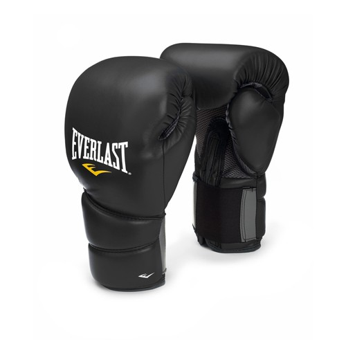 Перчатки Everlast  Protex2 Leather 14oz SM, артикул 3214BSMU